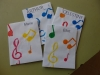 Cahier chants et comptines